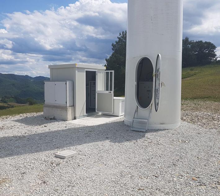 Qintx - Impianti eolici Ghrepower 60 kW e 100 kW