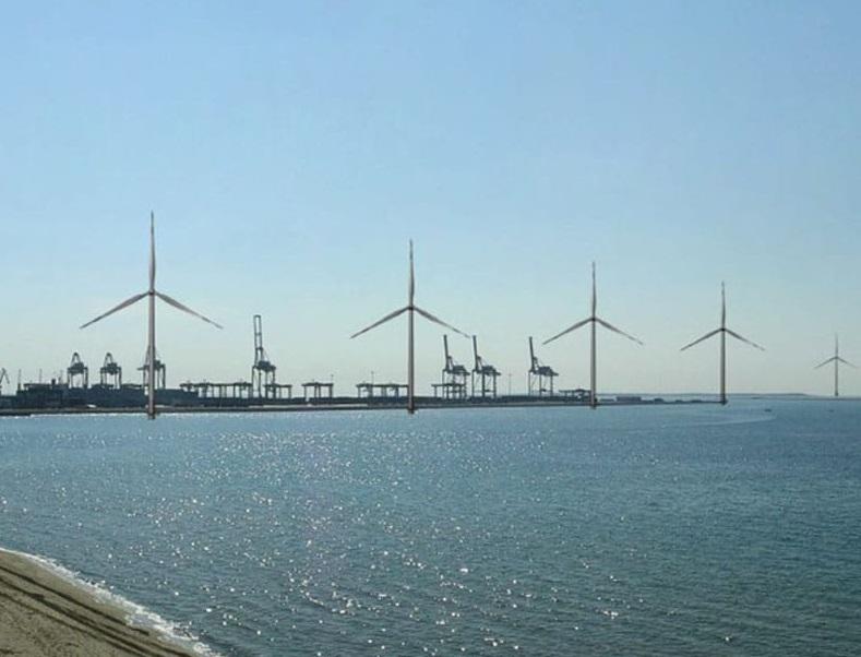 Impianto eolico offshore Taranto - Qintx, Mingyang, Renexia